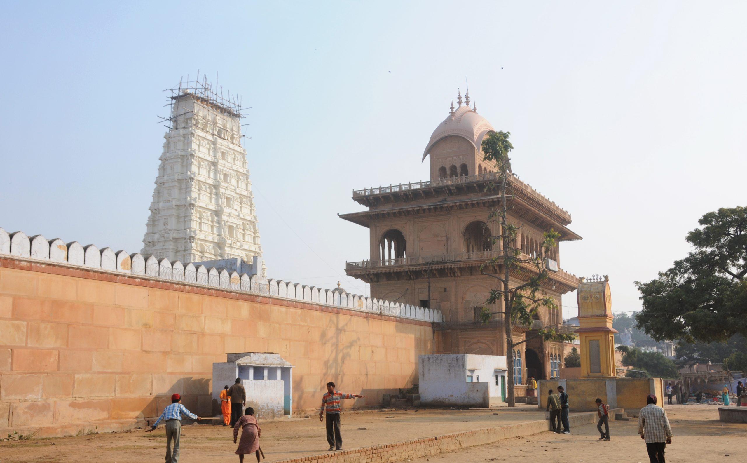 Popular Temples To Visit in Mathura - RangJi Temple