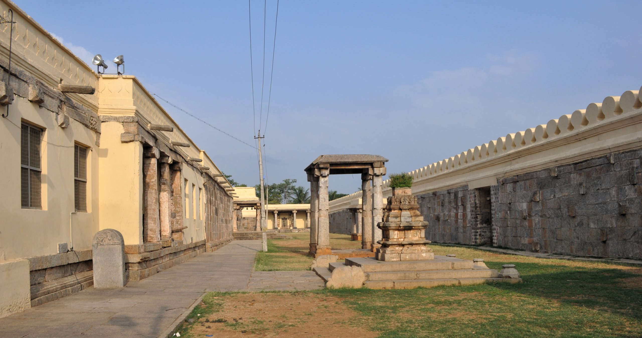 Best Place To Visit Nearby The Bhoga Nandeeshwara Temple In Chikballapur-Ranganatha Swamy Temple