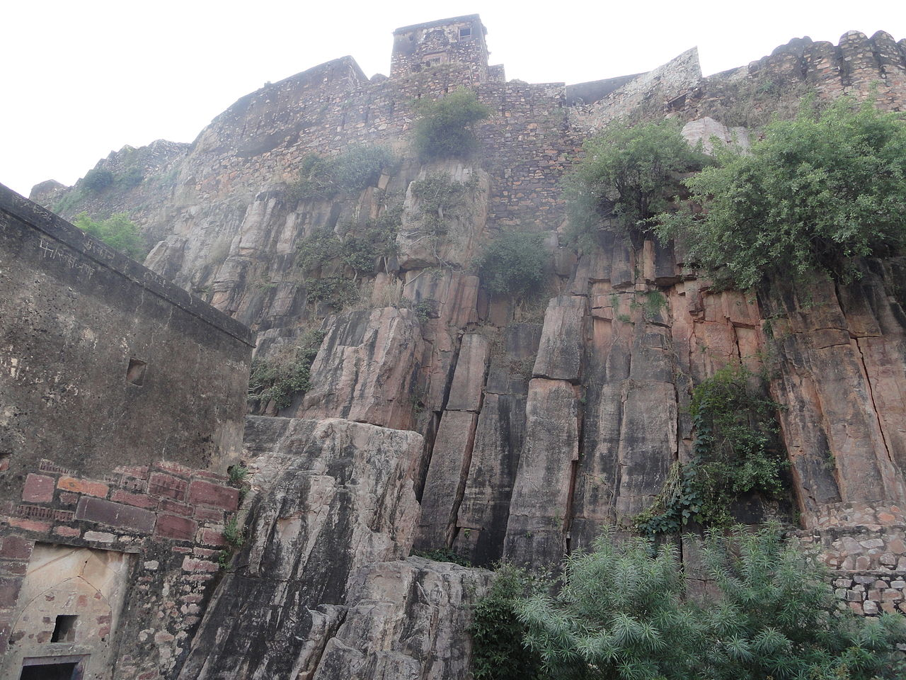 Best Fort In Rajasthan-Ranthambore Fort