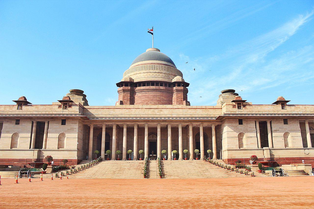 Nice Historical Place To Visit In Delhi-Rashtrapati Bhavan