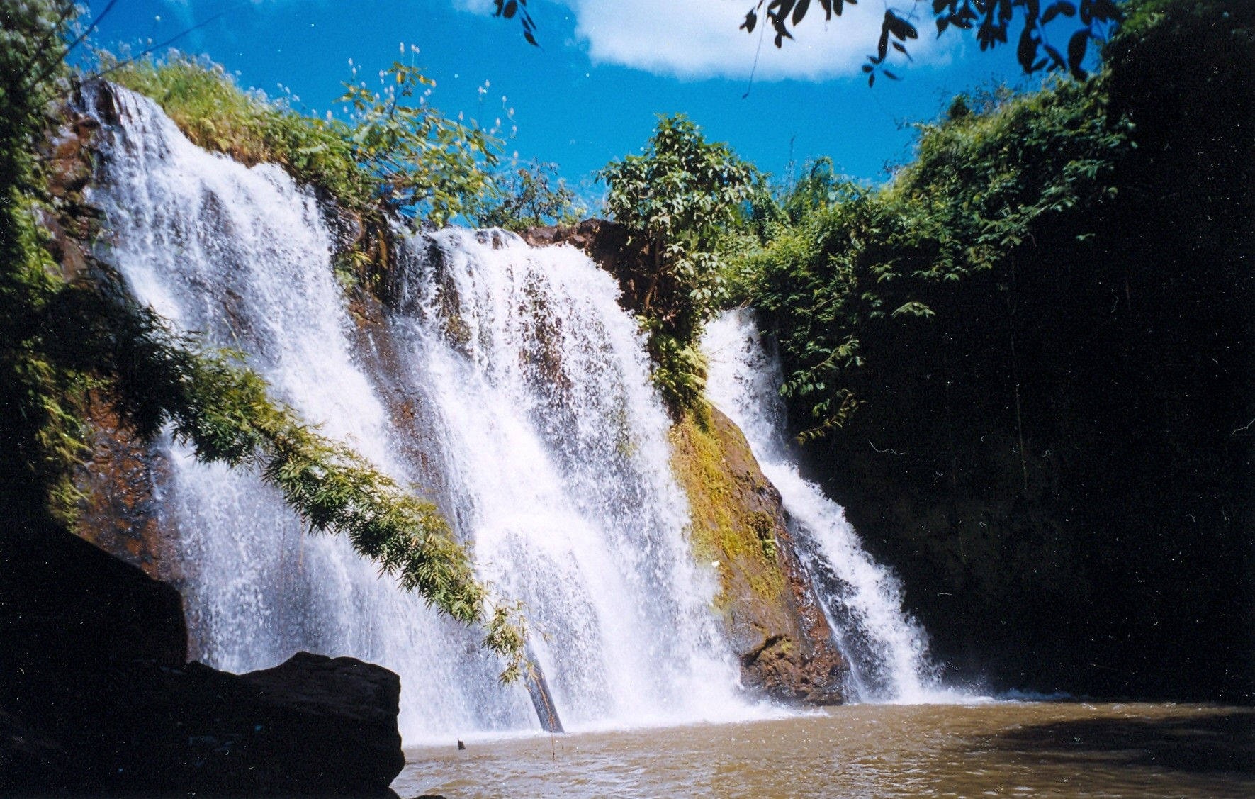 Ratanakiri (Ka Chanh Waterfall) Is The Best Place That You Must Visit in Cambodia