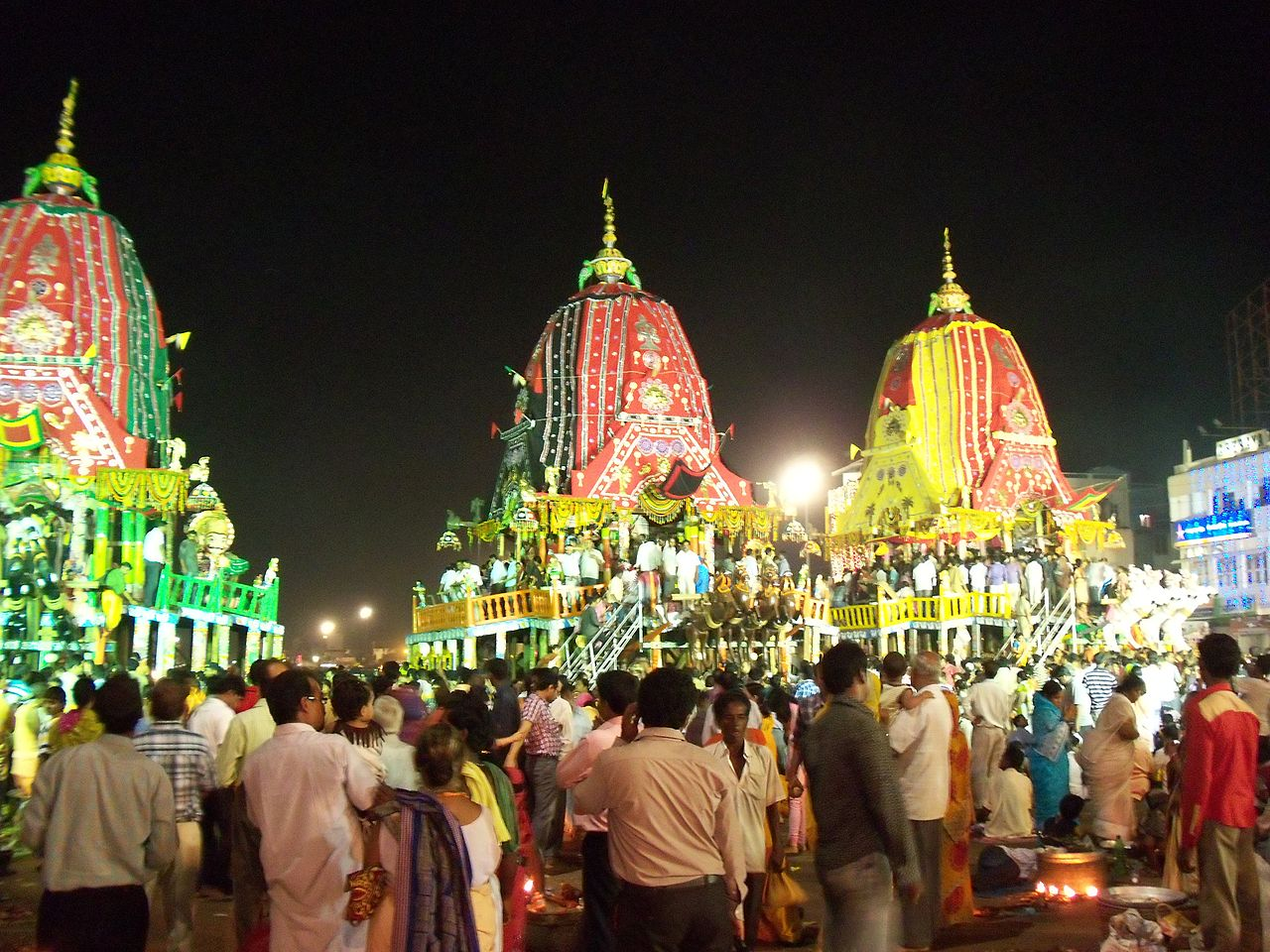 Ratha Yatra - Popular Festival Celebrated in Odisha
