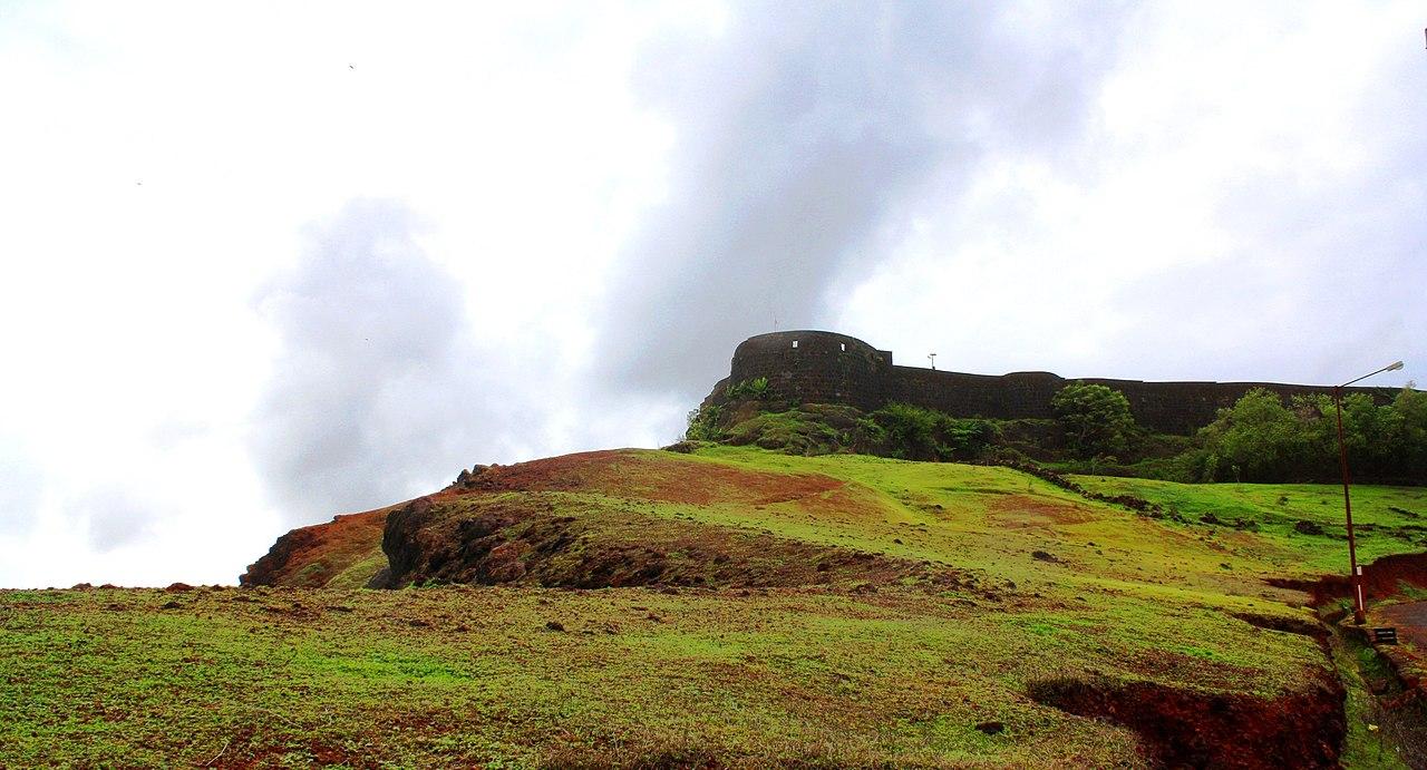 Ratnadurga Fort - Weekend destination from Ahmednagar