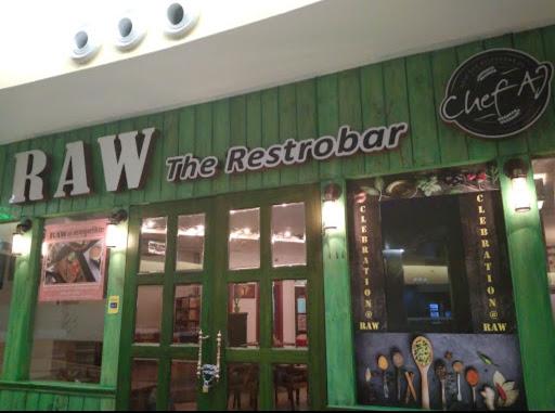 Raw the Restrobar by Chef AJ-Must Visit Restaurant In Bhopal