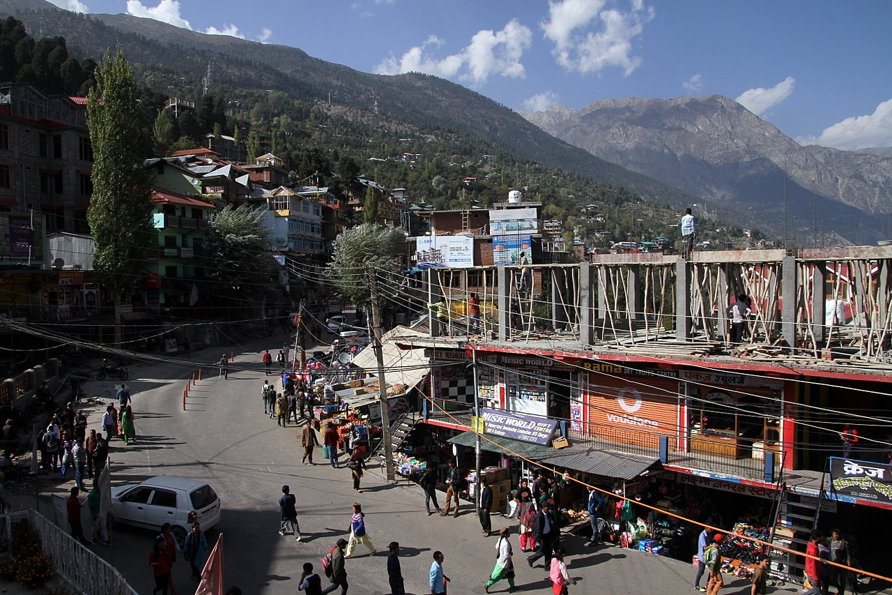 Reckong Peo - Incredible Place To Visit & Things To Do In Kinnaur