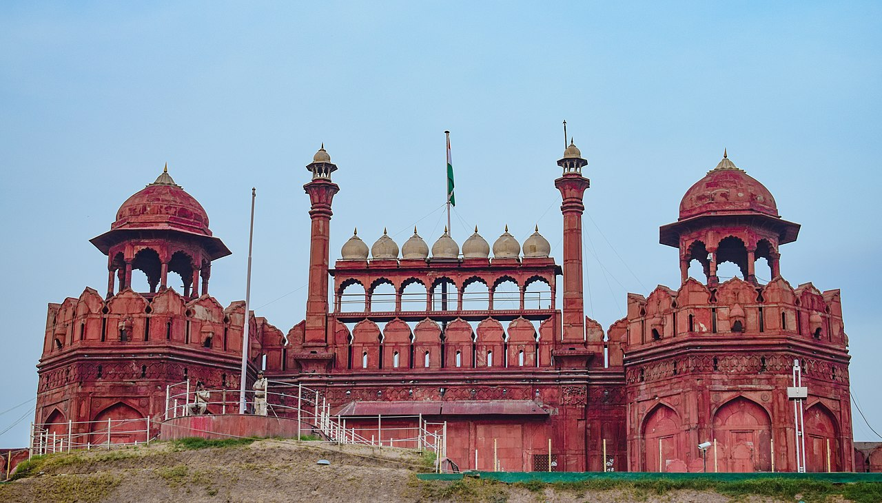 Red Fort - Best Historical Place To Visit In Delhi