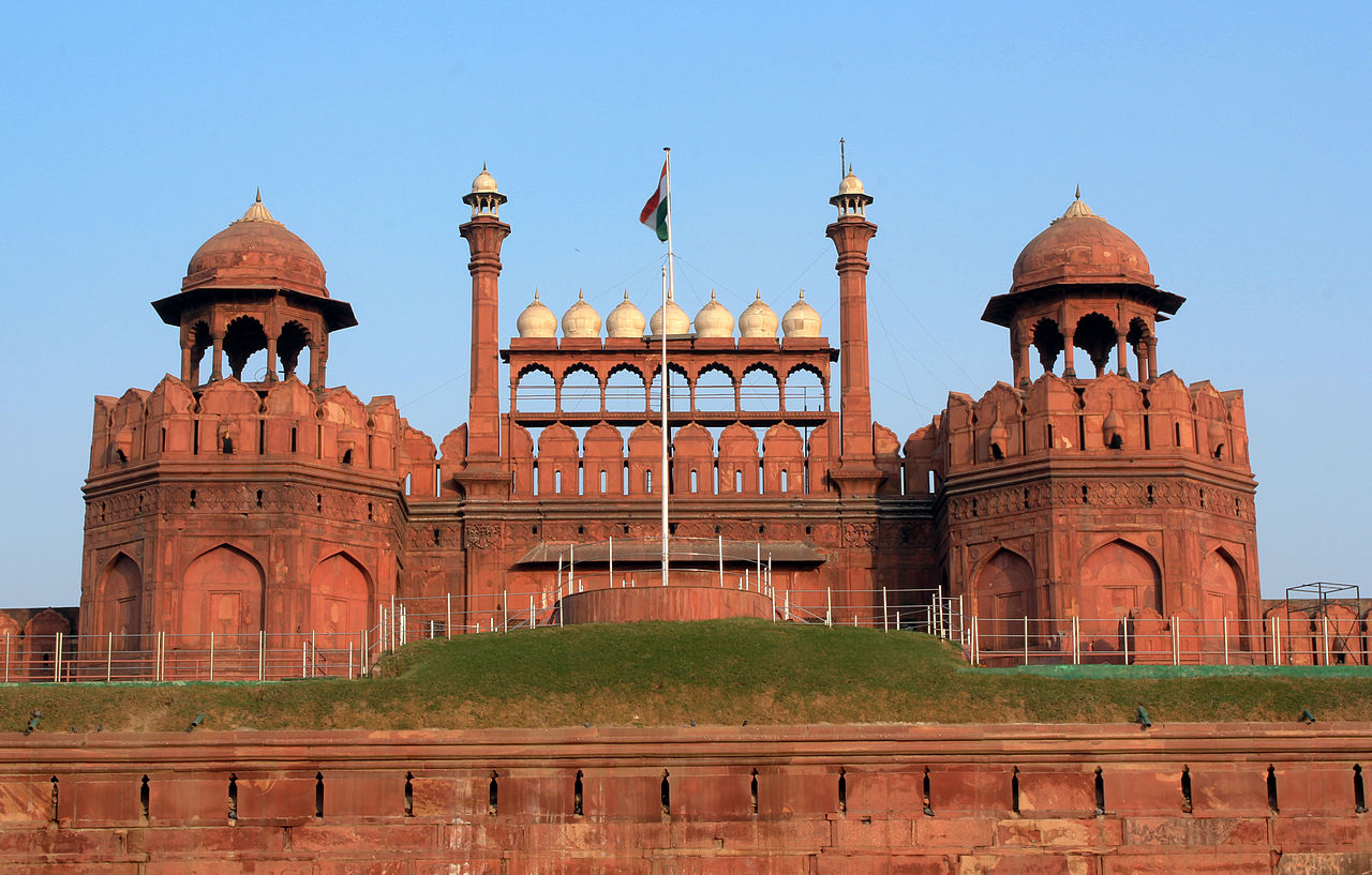 Top-rated Sightseeing Destination in New Delhi-Red Fort