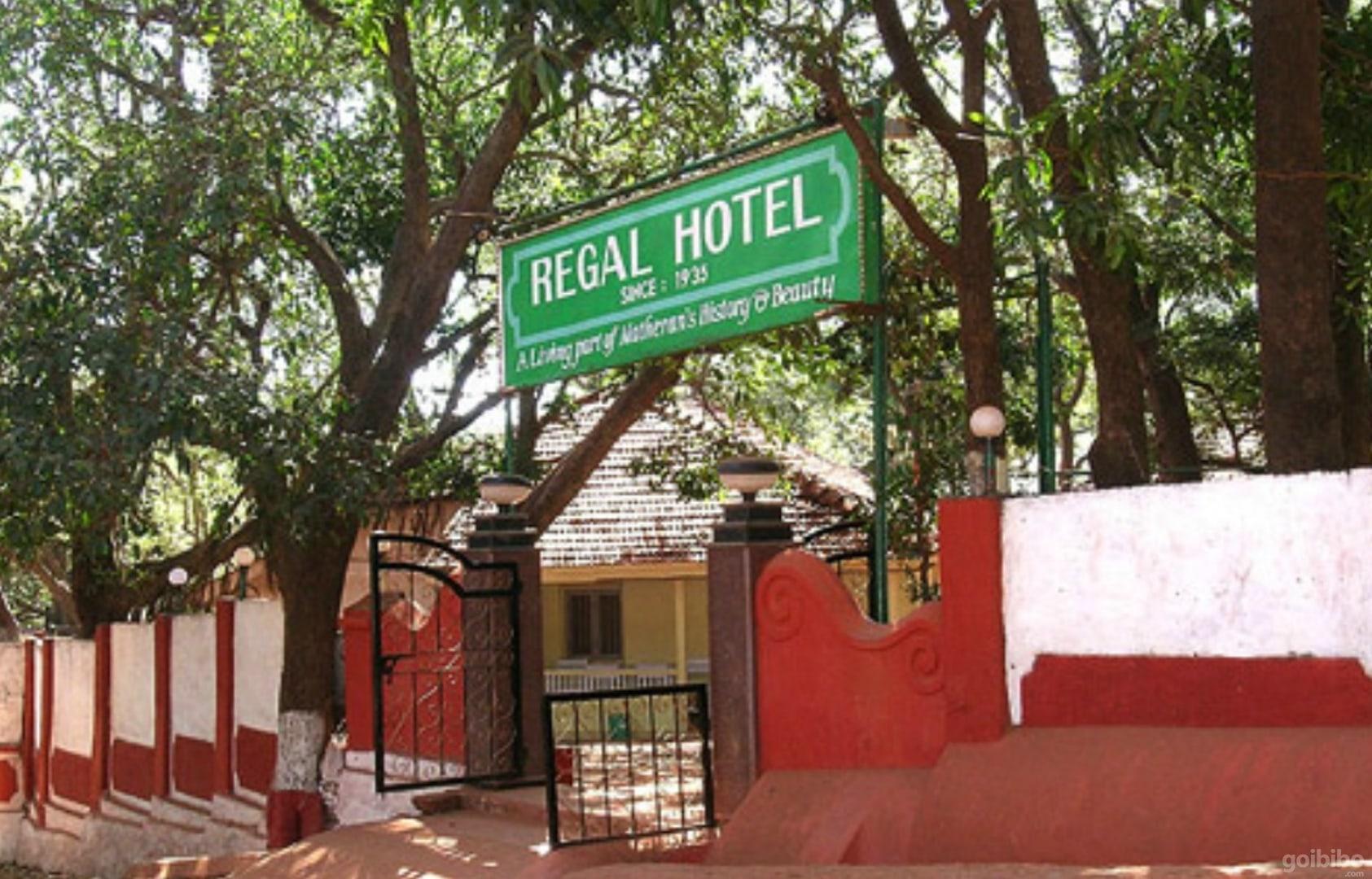 Regal Hotel - Top Restaurants in Matheran