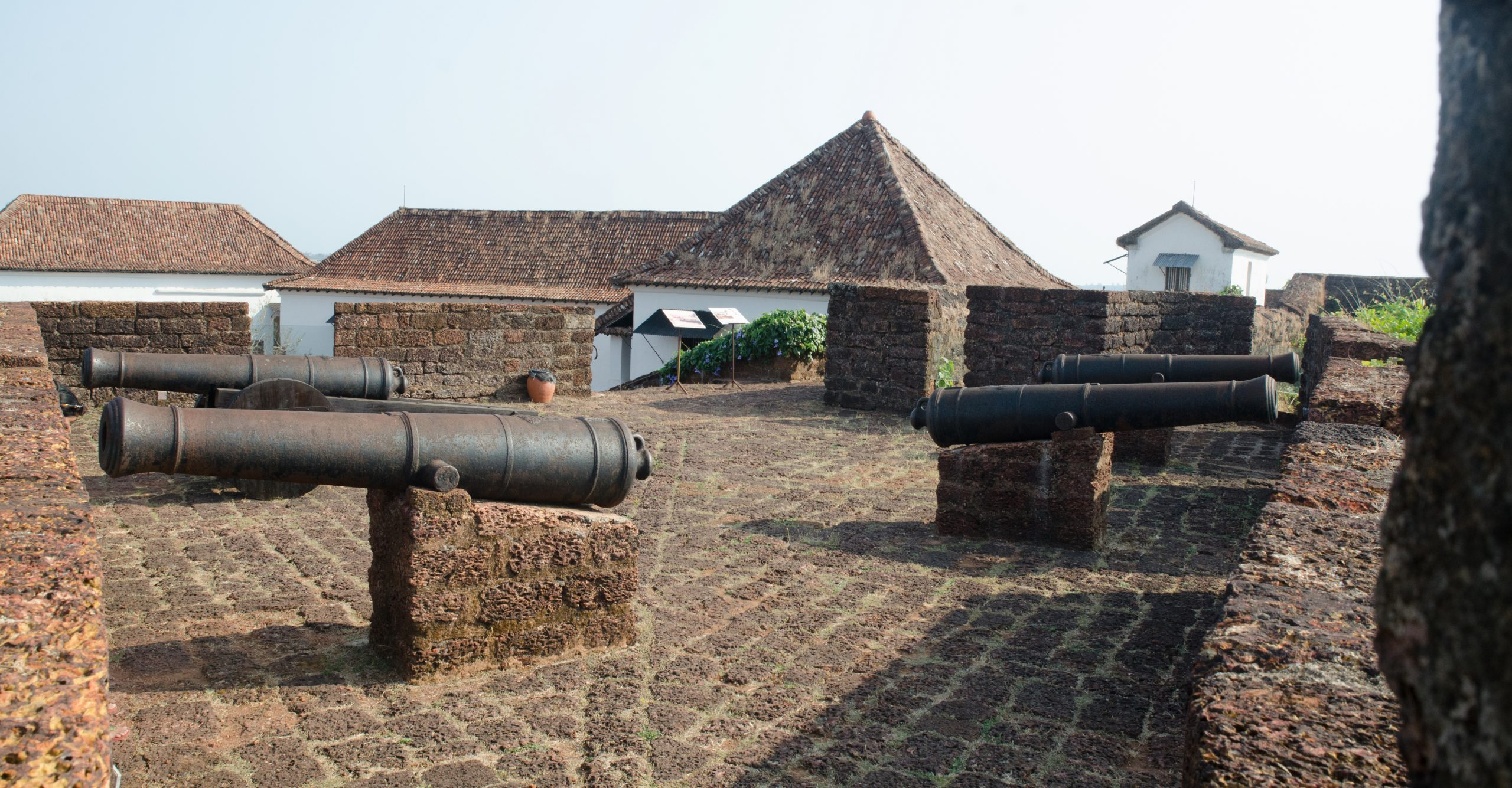 Reis Magos Fort - Top Attractions in Panjim That You Shouldn't Miss When in Goa