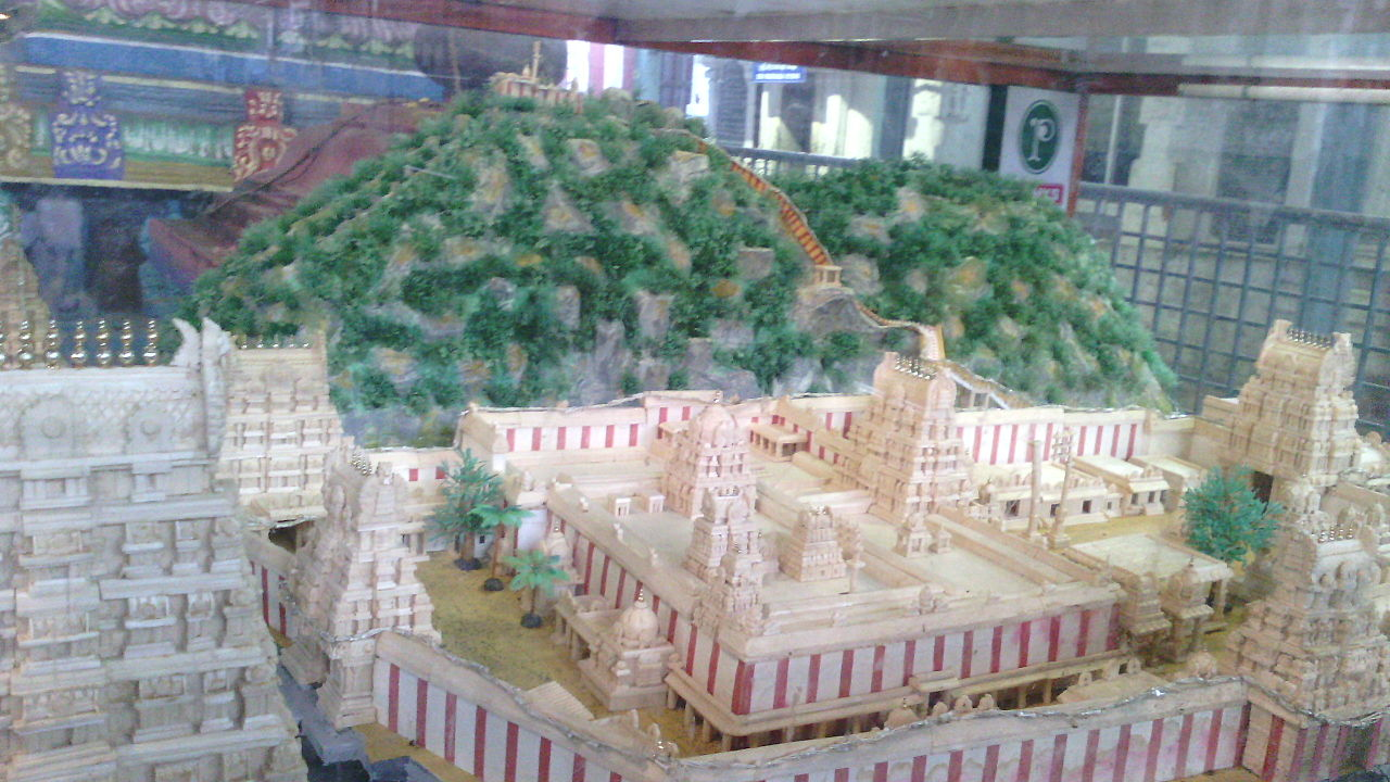 Amazing Attraction at Srikalahasti Temple-Religious Significance