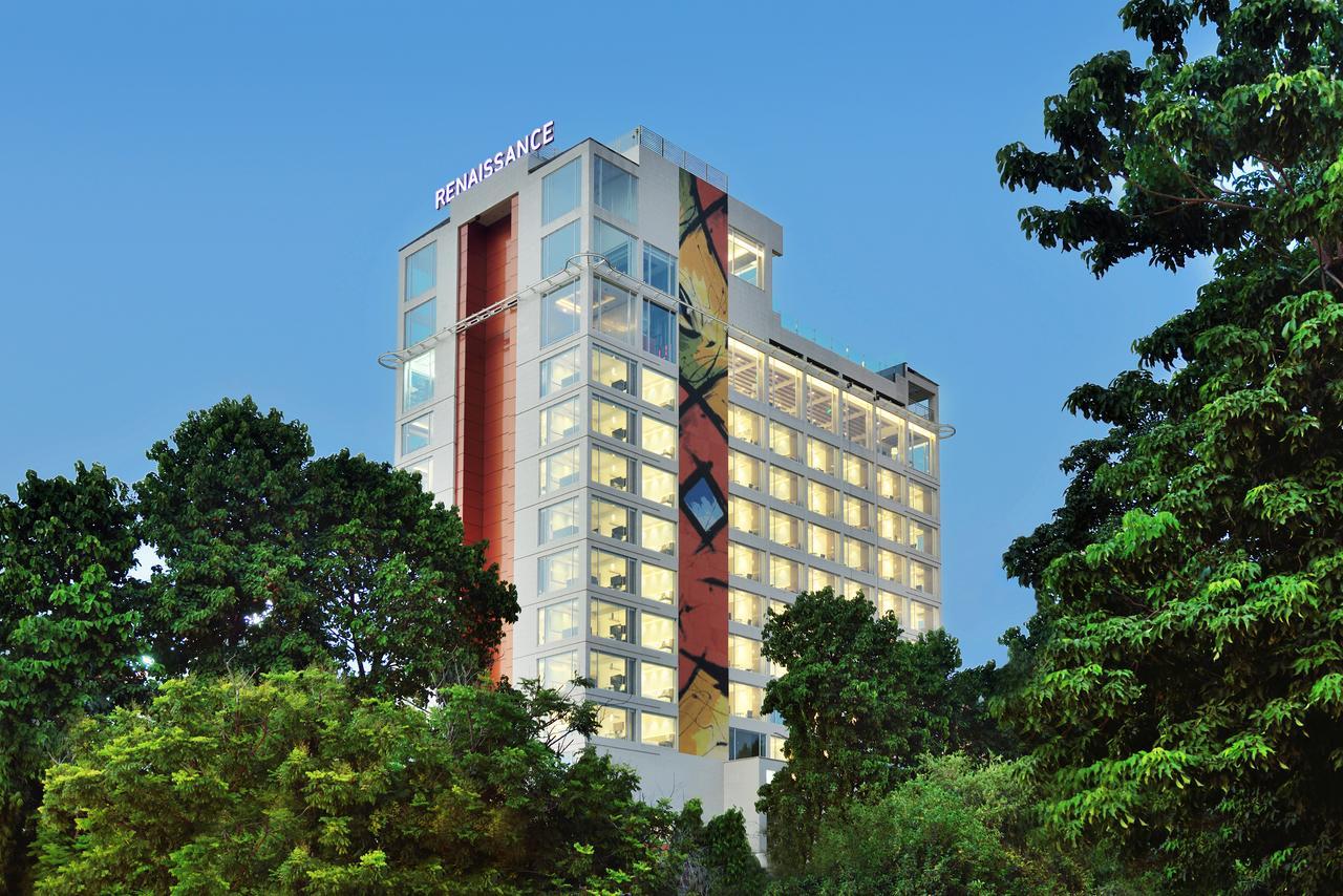 Renaissance Luxury Hotel in Lucknow