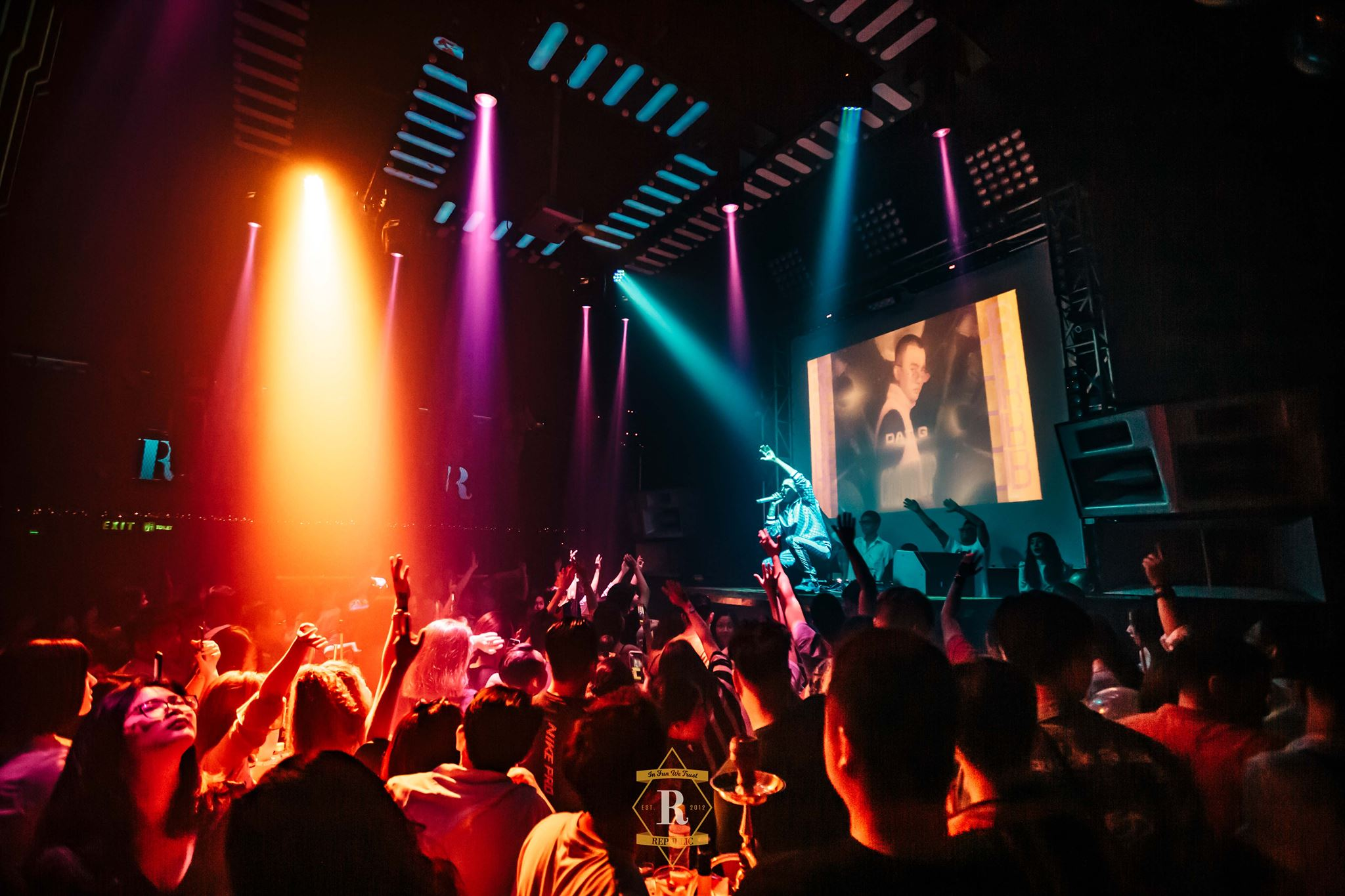 Republic Club - Best Night Life in Ho Chi Minh City
