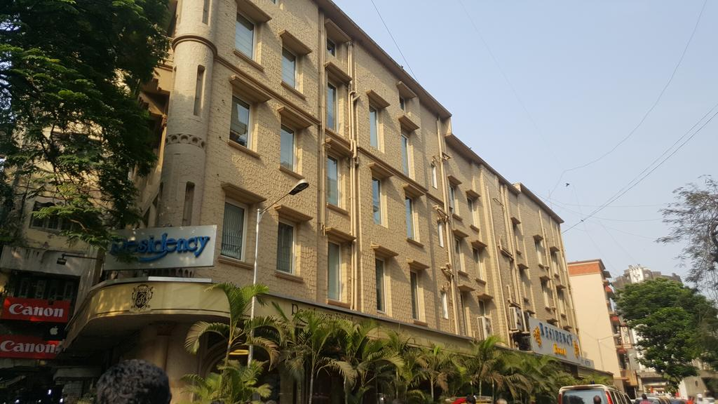 Residency Hotel Best Budget Hotels in Mumbai