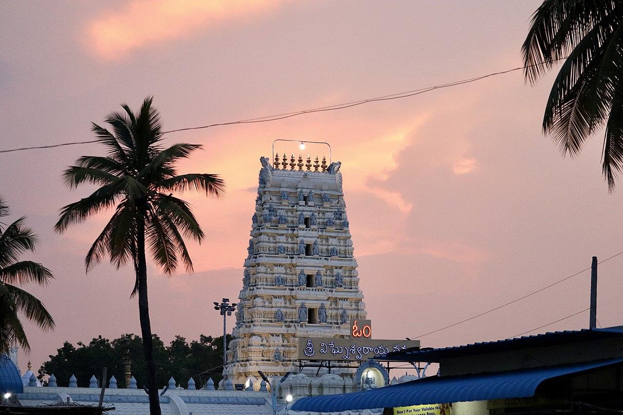 Best Attraction at Kanipakam Vinayaka Temple-Resolving Disputes