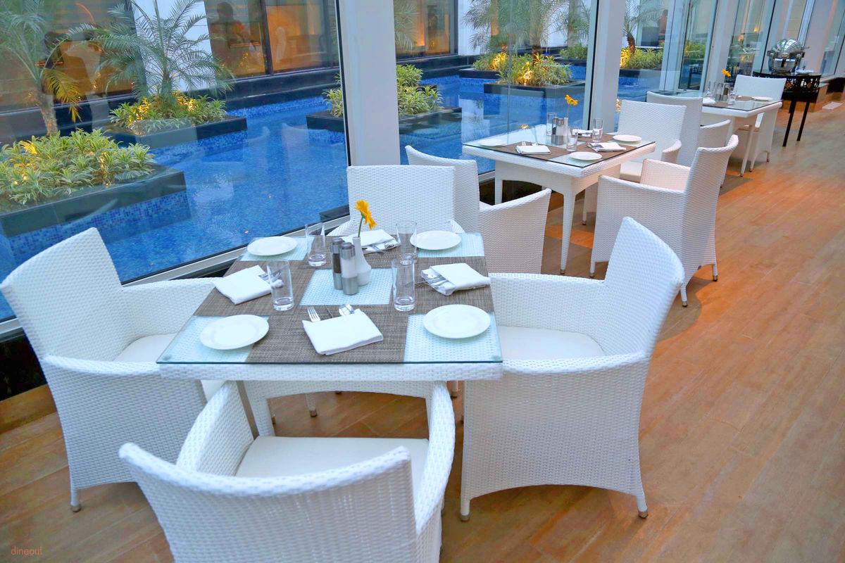 Alfresco - Restaurants In Kolkata That Every Tourists Must Visit