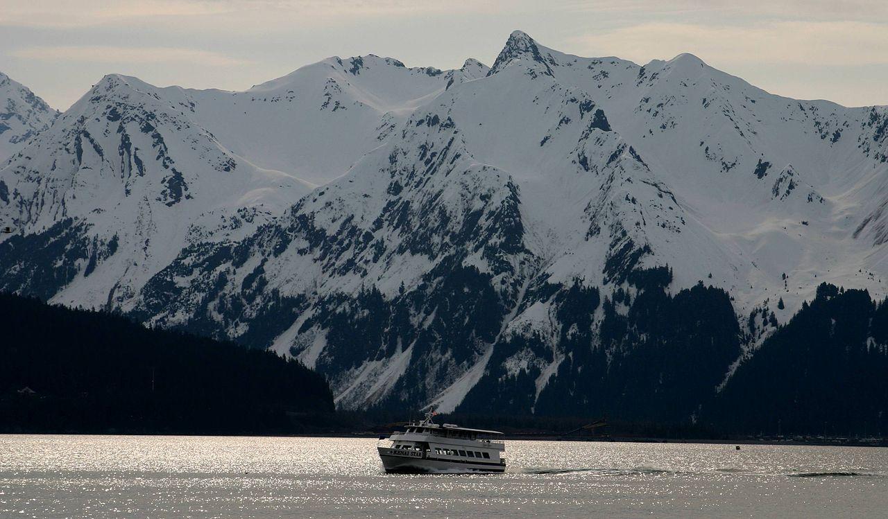 Popular Scuba Diving Location in Alaska-Resurrection Bay, Seward