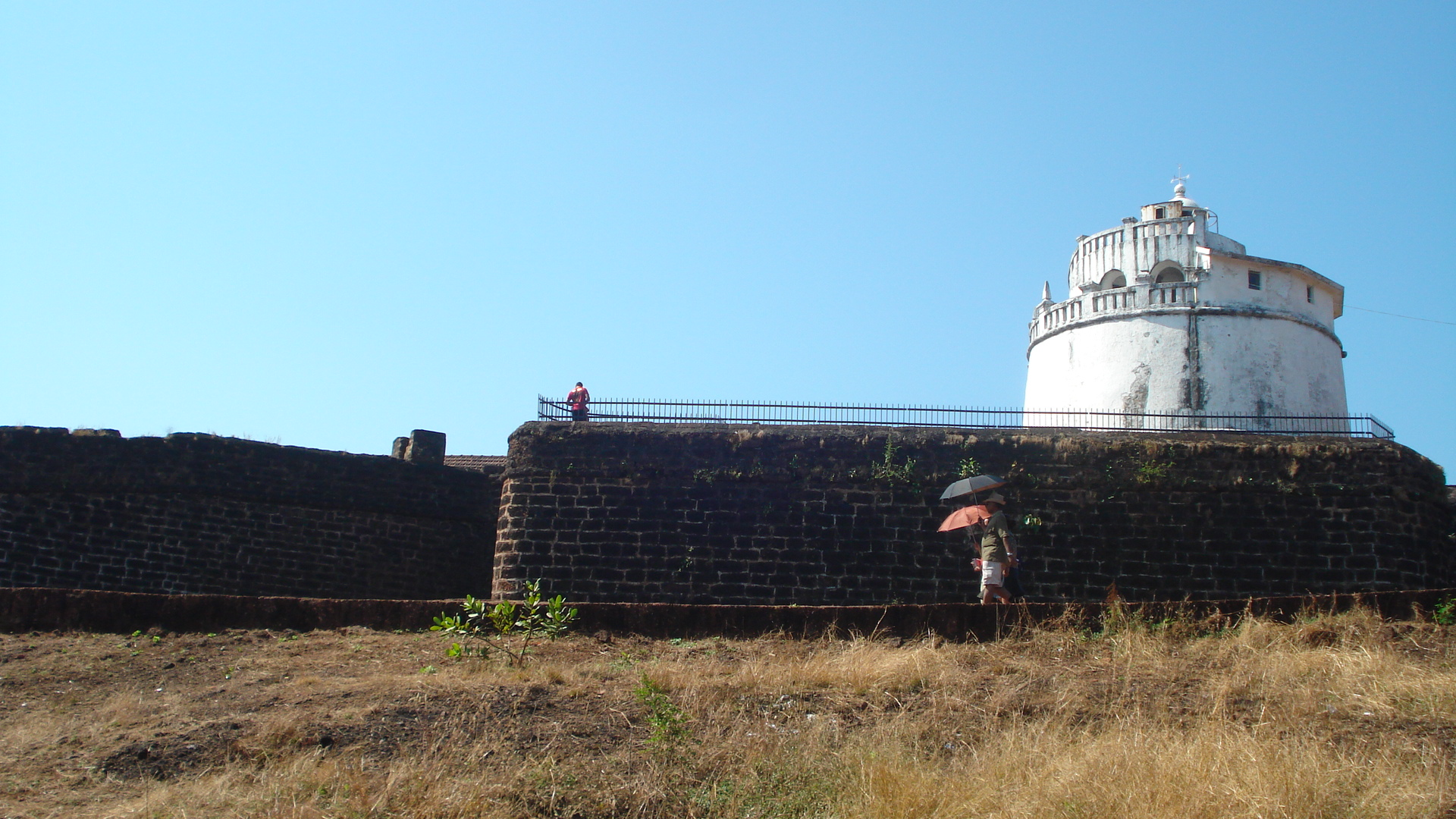Revisit History at the Oldest Fort in Goa - Don't Leave Goa Without Experiencing this Alternative Things