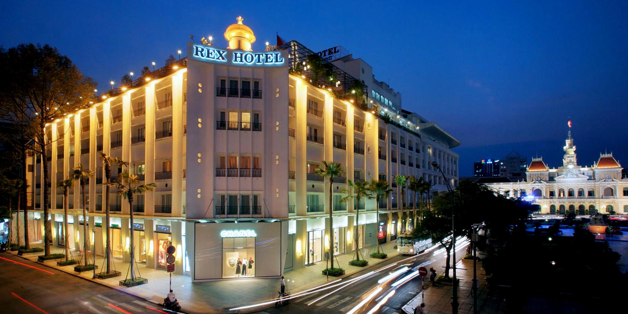 Best Hotel in Ho Chi Minh City-Rex Hotel (Club Dynasty)