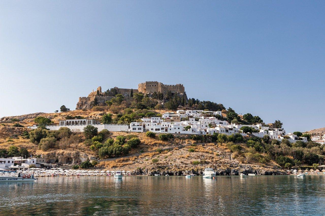Amazing Destination to Visit In Greek Island-Rhodes