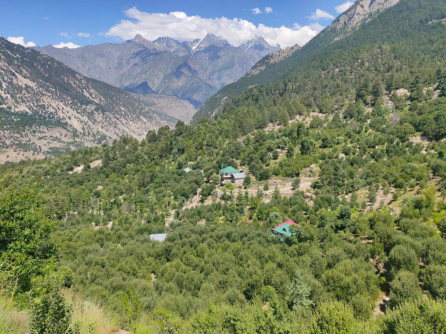 Attraction Tourist Place To Visit In Kinnaur-Ribba