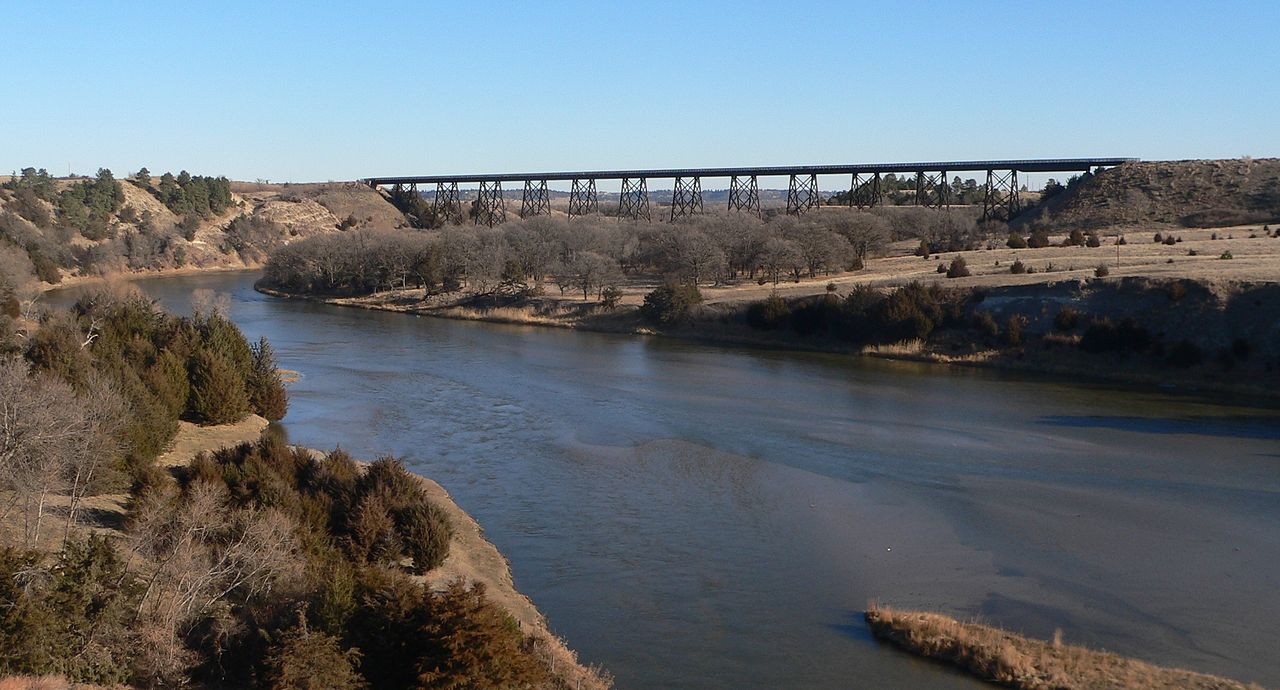 Amazing Place to Visit In Nebraska's-Ride the Cowboy Trail