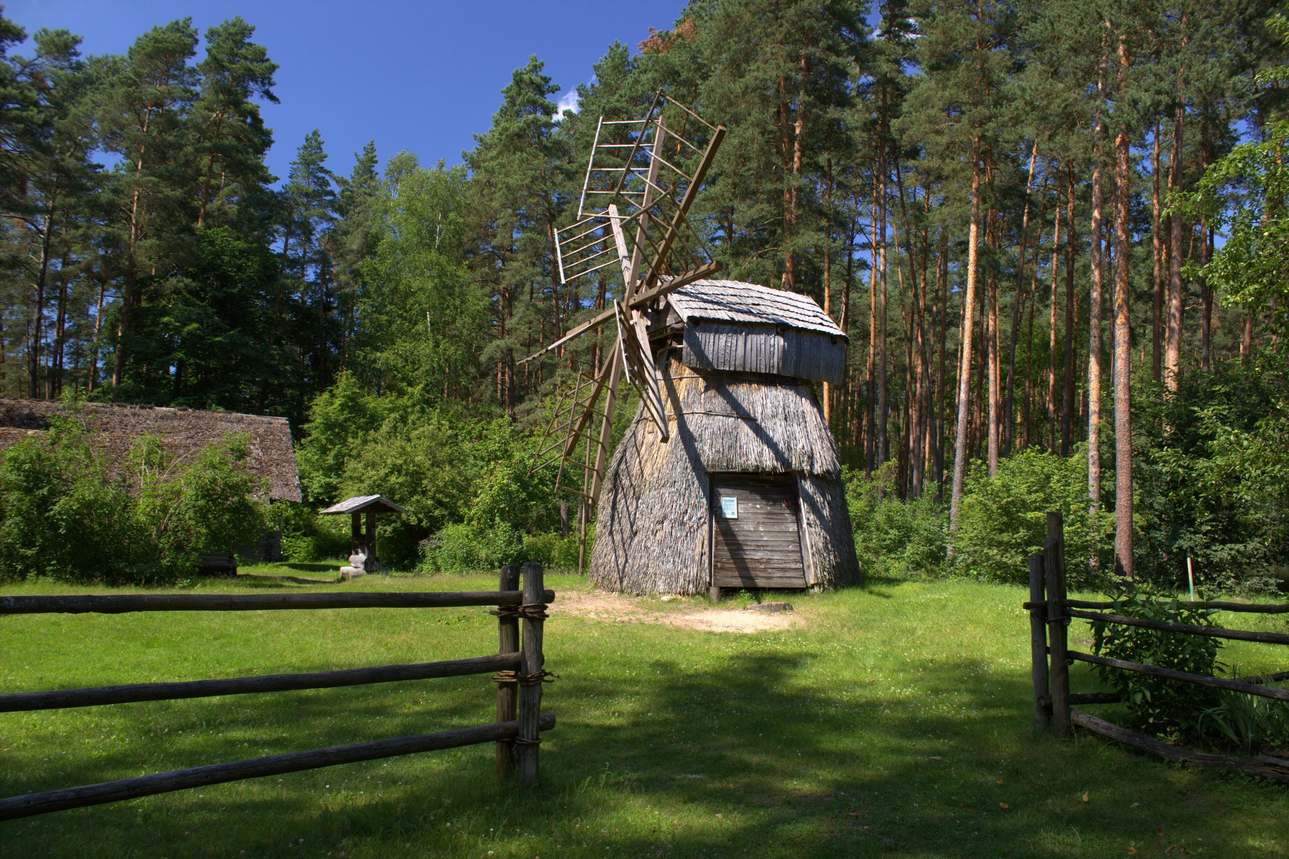 Riga Open Air Museum-Best Cities to Visit in Latvia