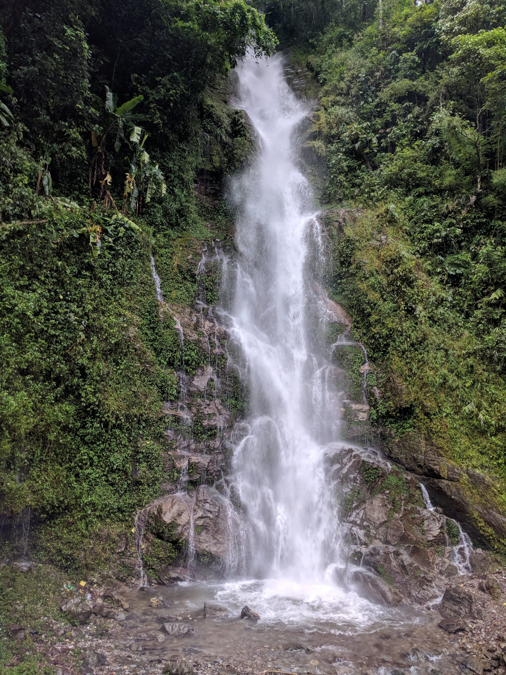 Rimbi Waterfall