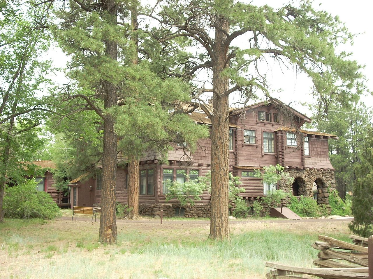 Popular Place To Visit In Flagstaff-Riordan Mansion State Historic Park