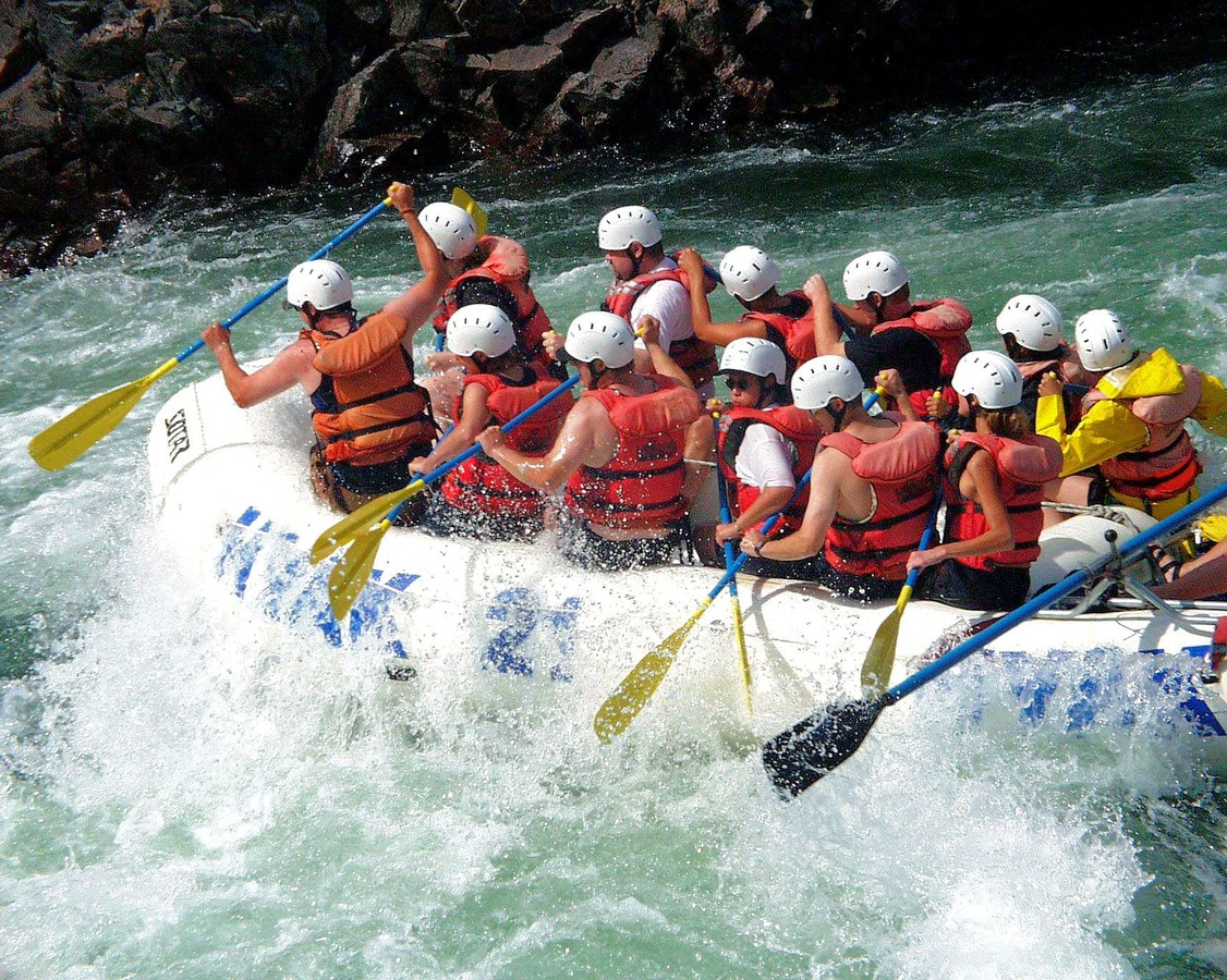 The Best Places to Visit Assam in Summer-River Rafting