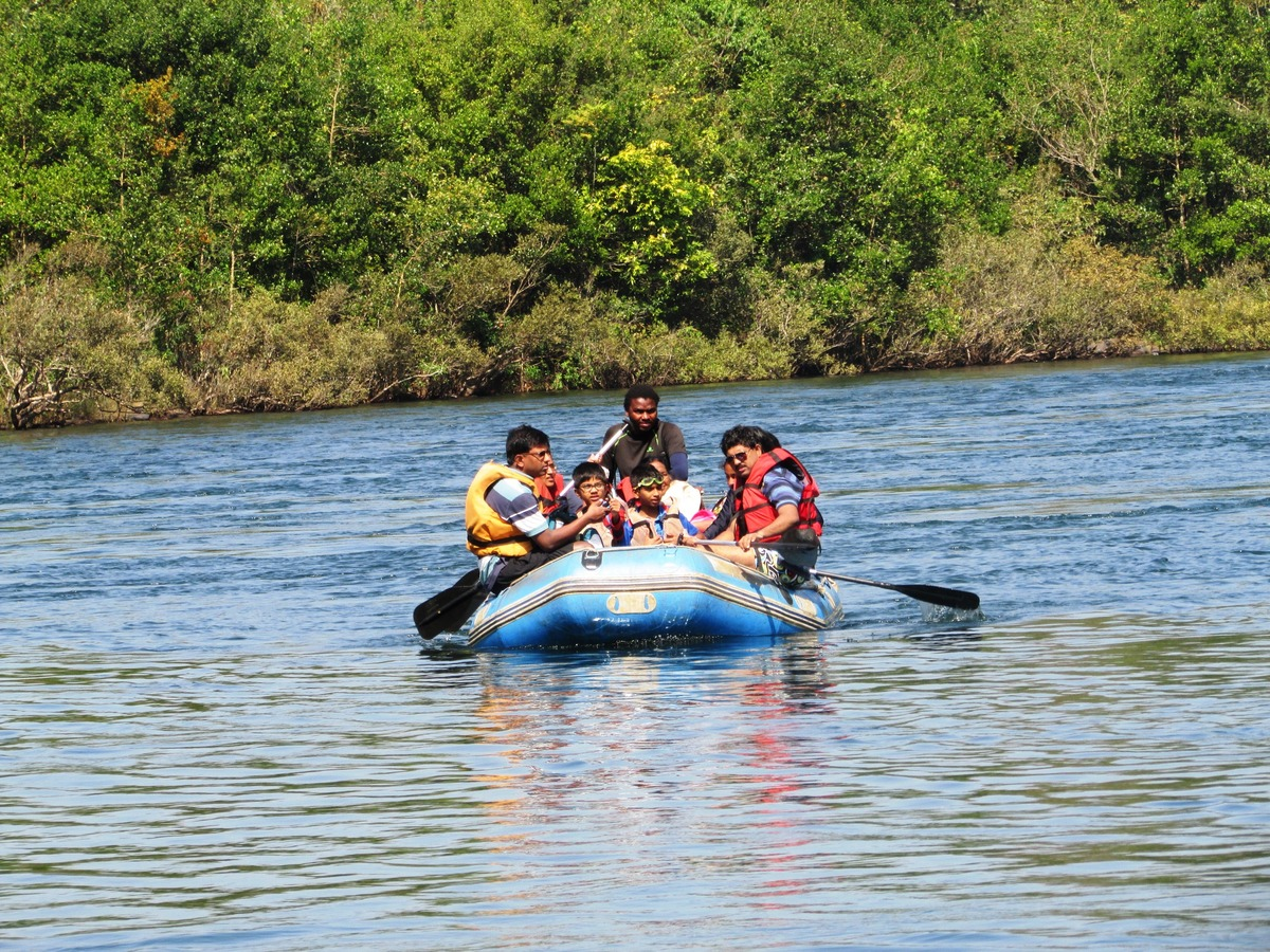 River Rafting -Best Things To Do At The Manas National Park