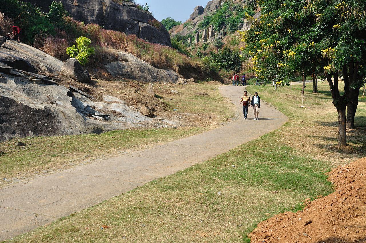 Must-Visit Attraction of Ranchi-Rock Garden