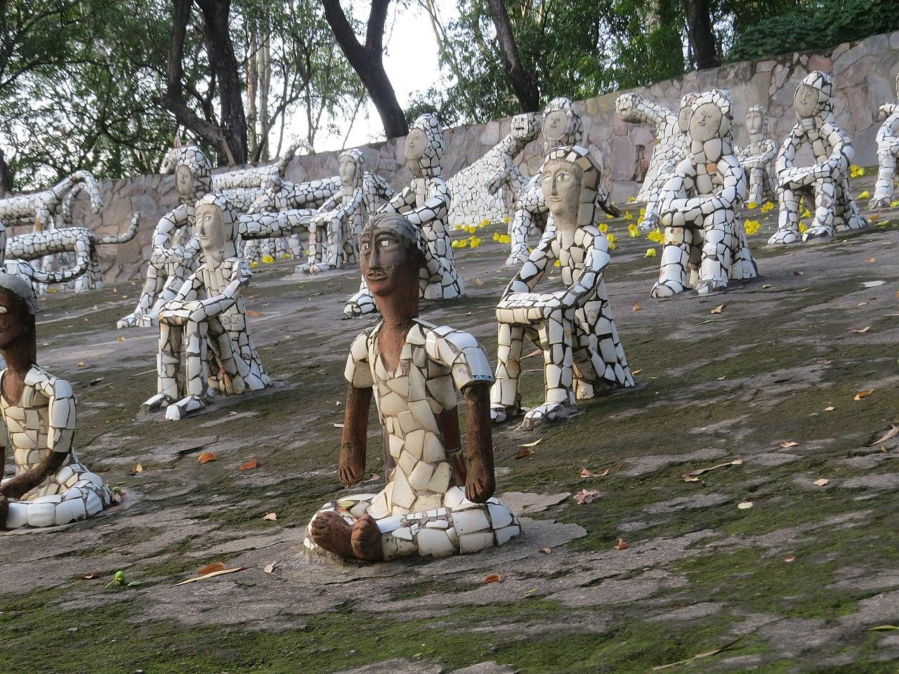 Rock garden - Amazing Sightseeing Destination in Chandigarh