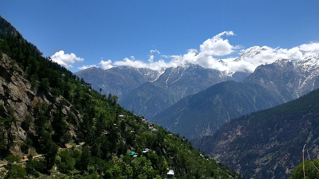 Best Place to See in Kalpa-Roghi Village