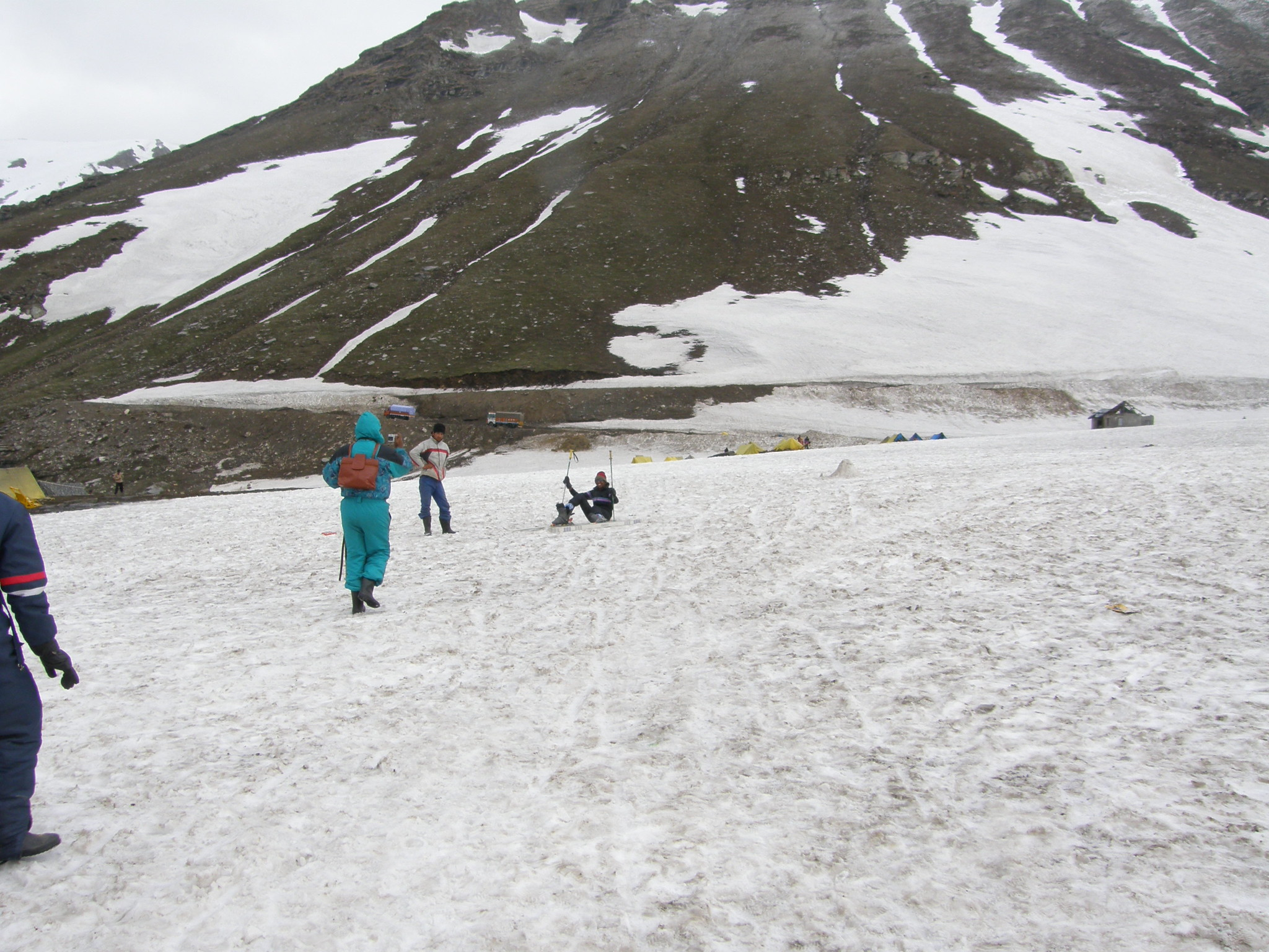 Rohtang Pass - Place to Visit in Manali& Kullu