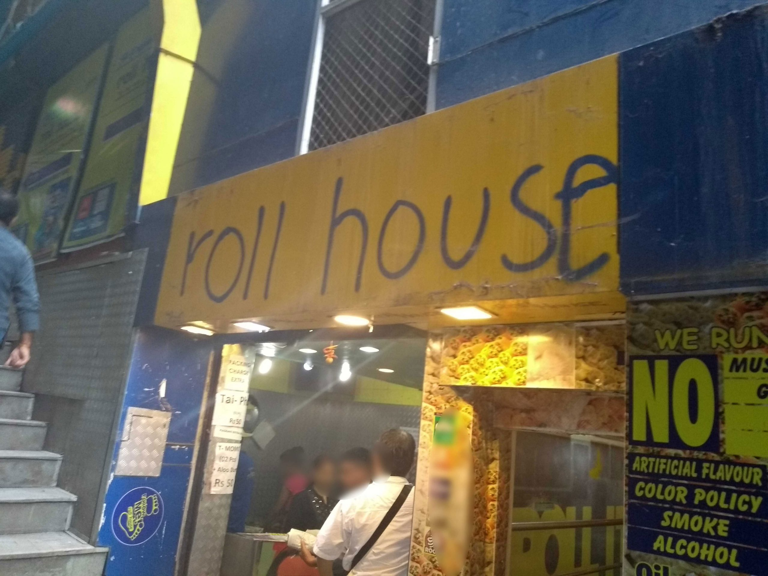 Roll House Restaurant You Must Try In Gangtok