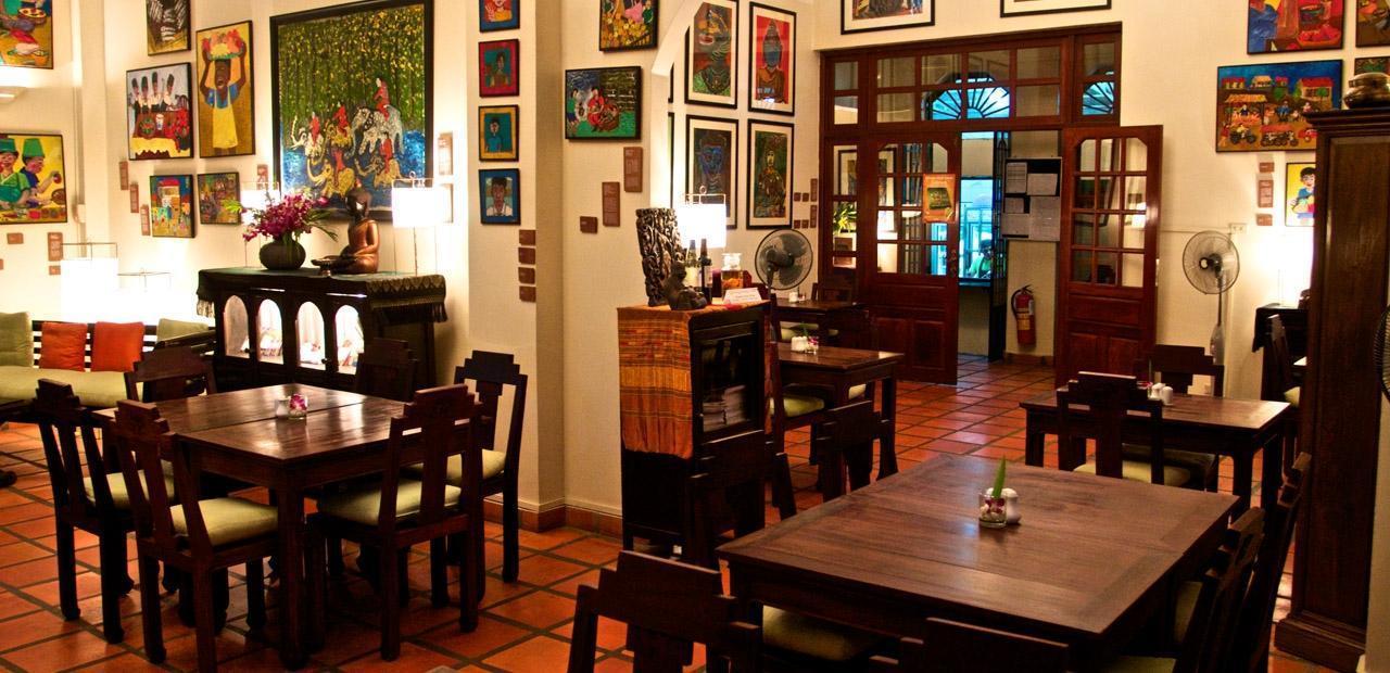 Romdeng Restaurant-Delicious Cambodian Cuisines