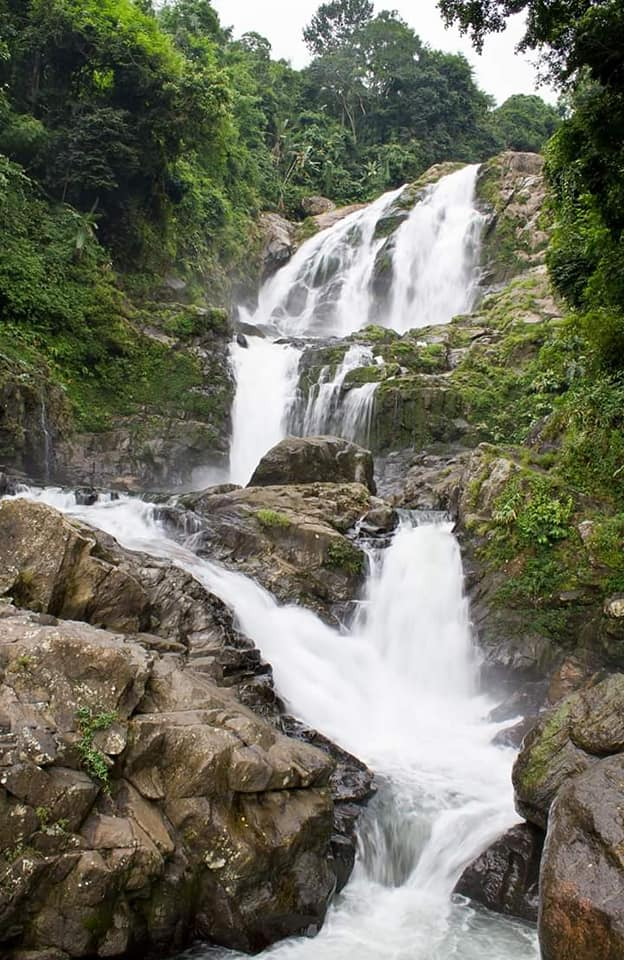 Top Attraction to Visit NearNokrek National Park-Rongbang Dare Waterfalls