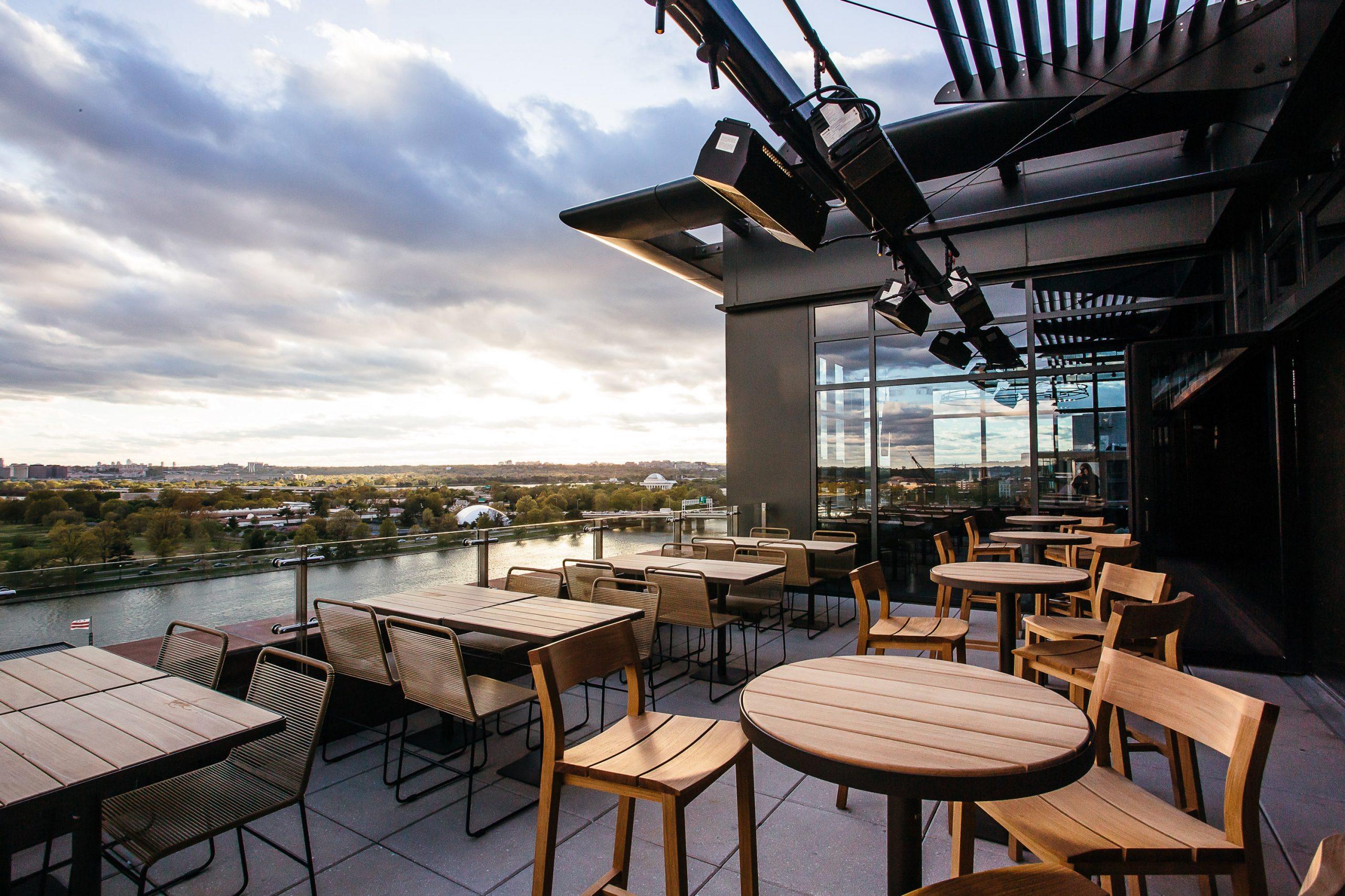 Nightlife in Washington DC-Rooftop Bars