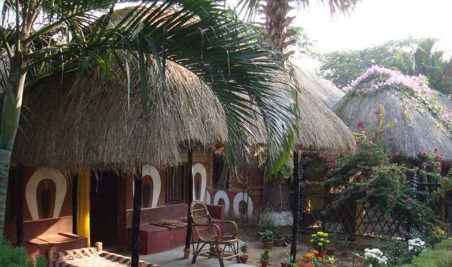 Roopark Village - Gorgeous Place Near Kolkata For a Great Weekend Getaway