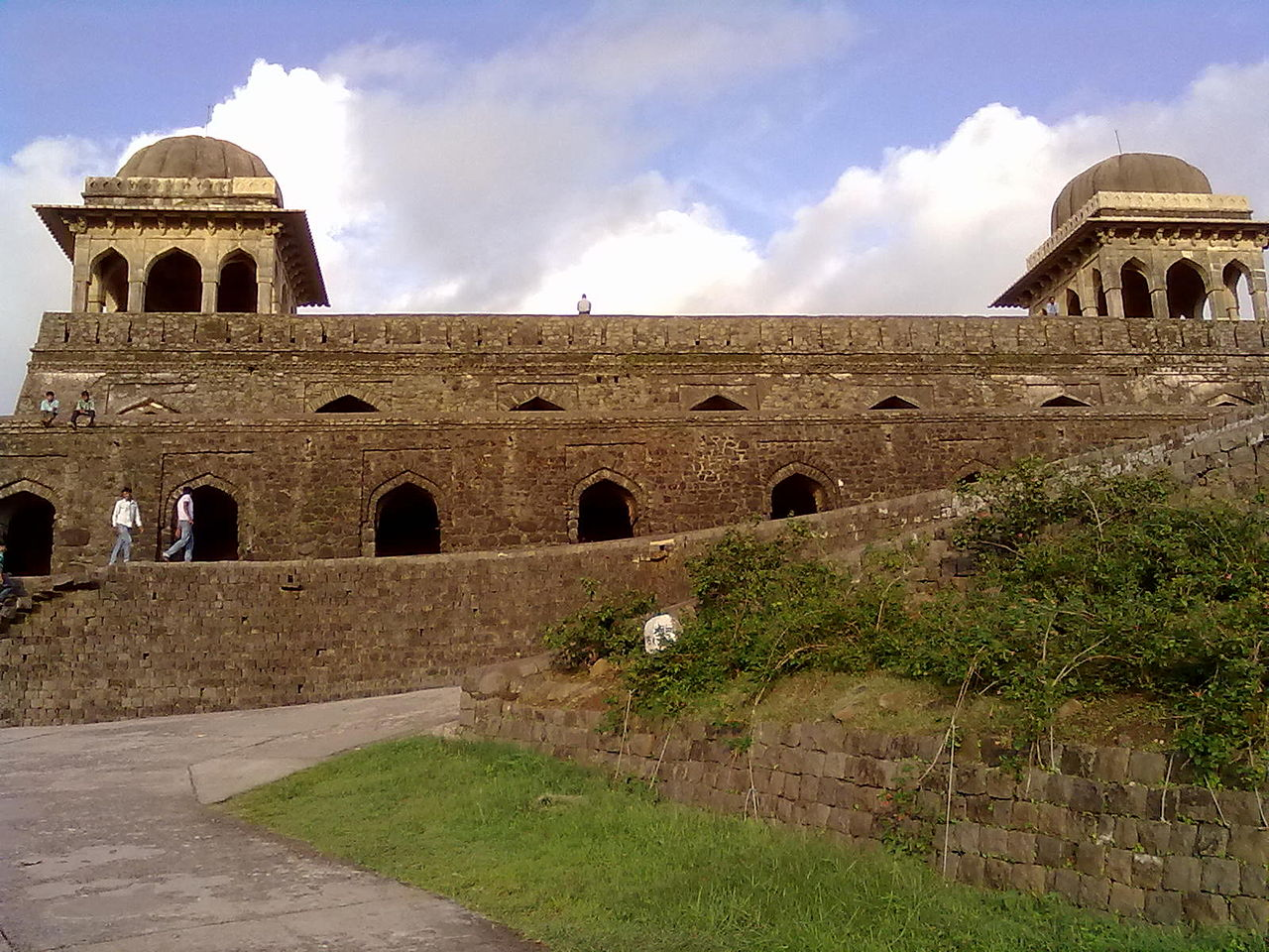 Roopmati Palace in Mandu - The Most Exciting Weekend Getaway From Bhopal