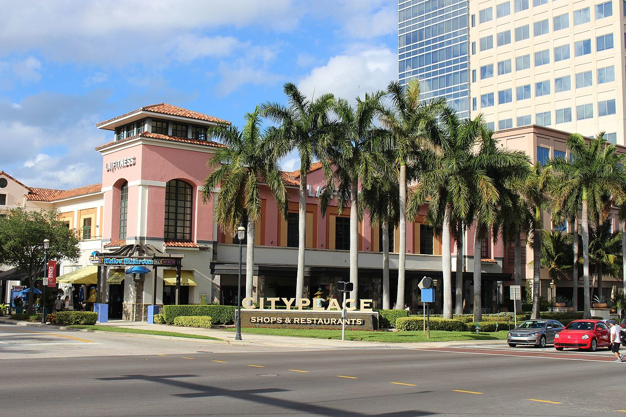 Rosemary Square - Top Rated Place to Visit in West Palm Beach