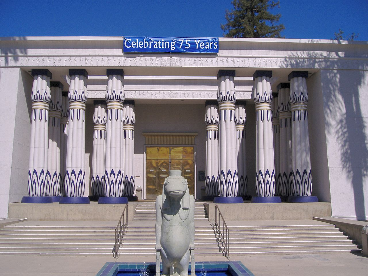 Most Popular Tourist Place To Visit In San Jose-Rosicrucian Egyptian Museum