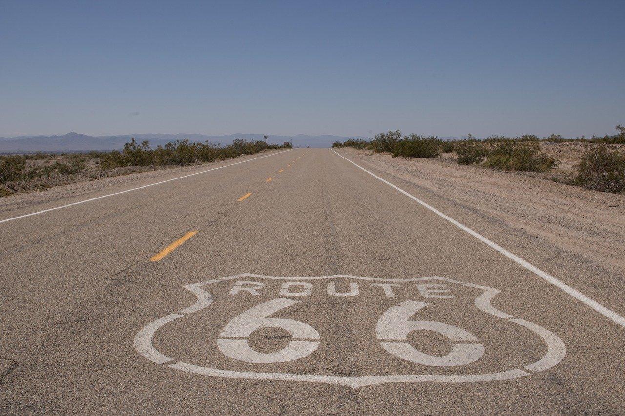Popular Destination in California for Road Trips-Route 66
