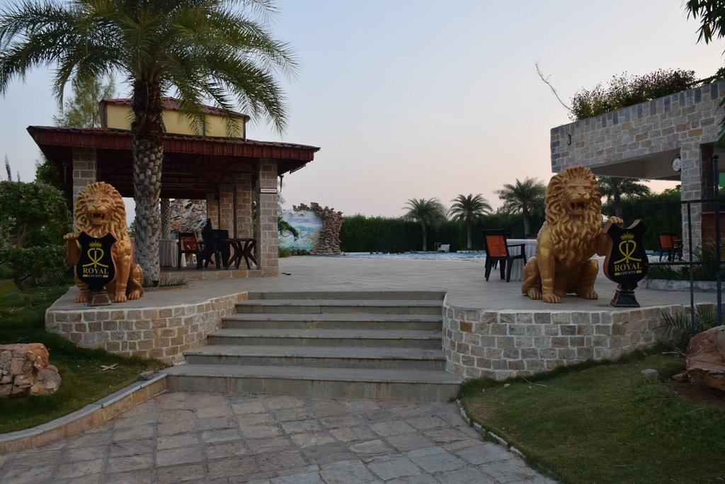 Major Hotel To Stay Near Ahobilam Temple-Royal Country Resorts