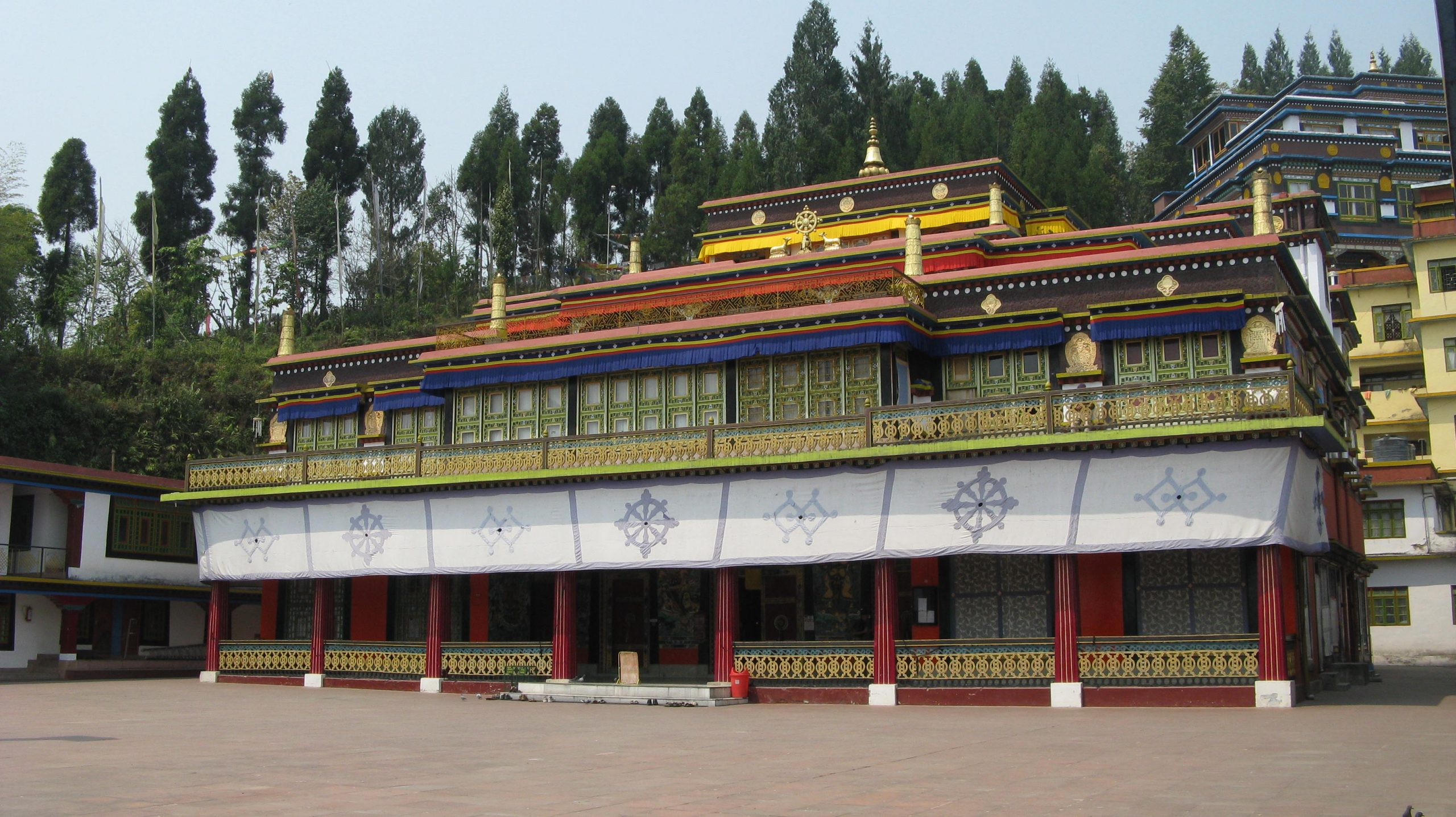Rumtek Monastery Things To Do And See In The Capital Of Sikkim