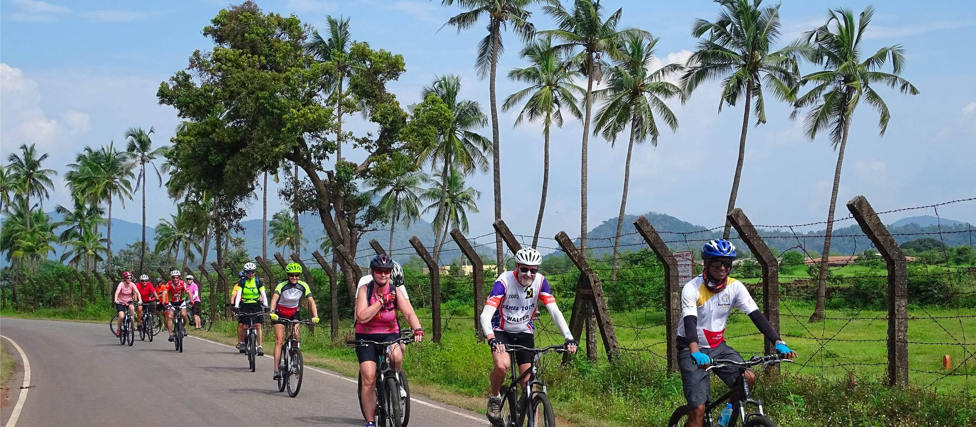 Best Things to do In Goa During the Monsoon-Experience Rural Goa on A Bicycle Tour
