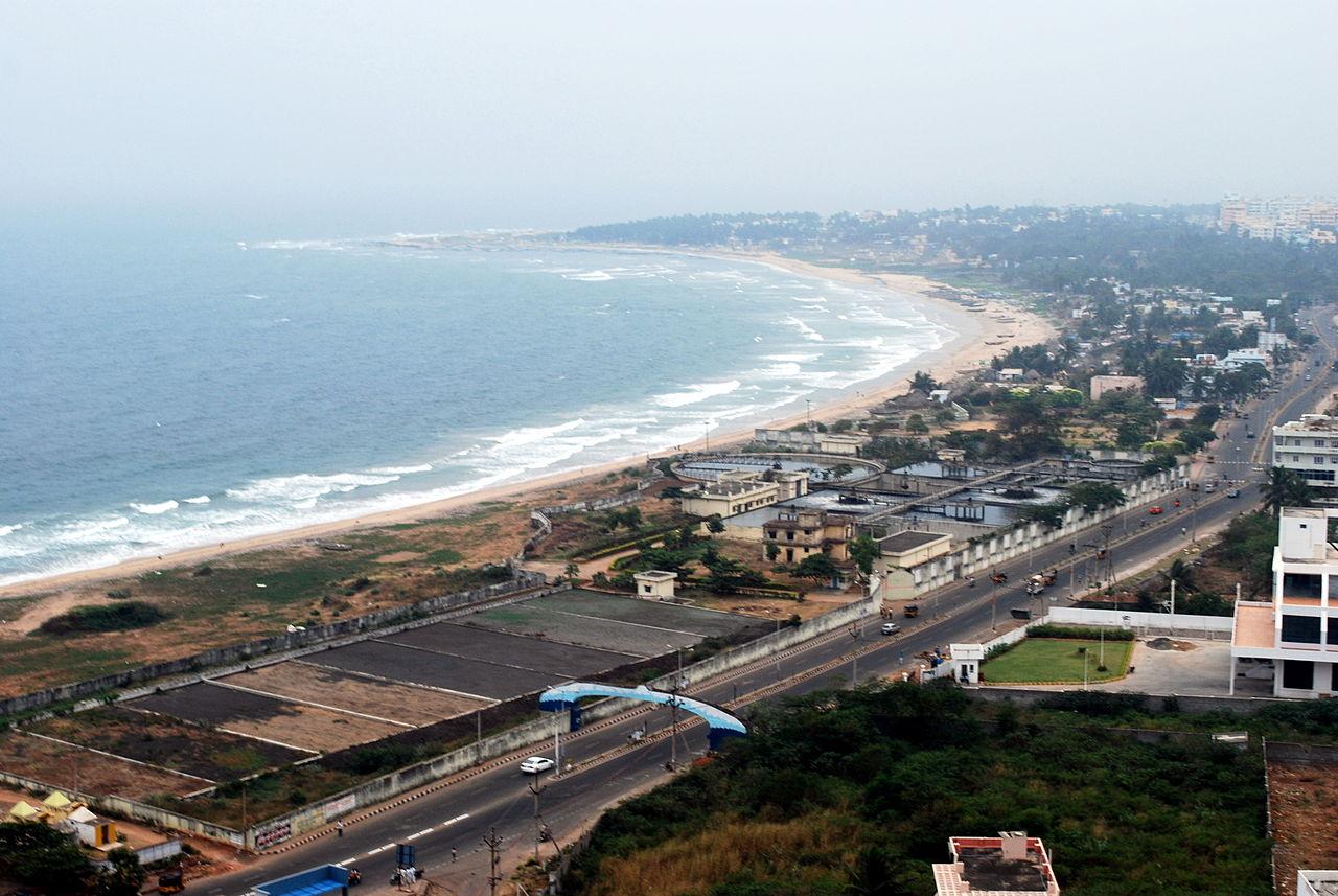 Rushikonda Beach - Top Beache in Vizag