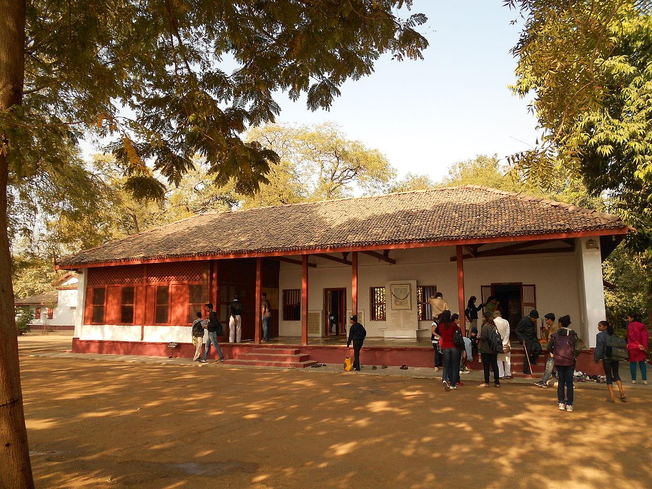Place to Visit Near Siddi Sayed Mosque-Birthplace of Mahatma Gandhi, Sabarmati
