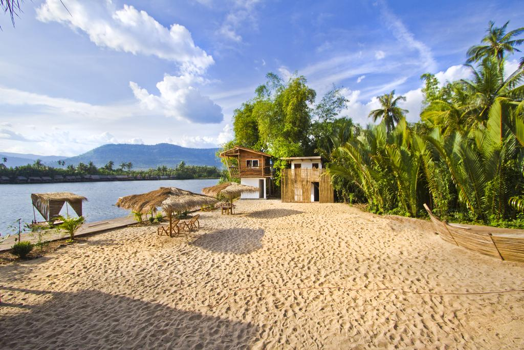 Sabay Beach, Kampot- Best Beach in Cambodia to Enjoy The Turquoise Ocean