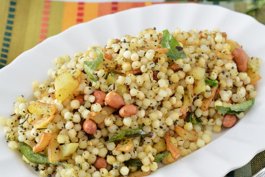 Top Dish Of Chhattisgarh-Sabudana ki Khichdi